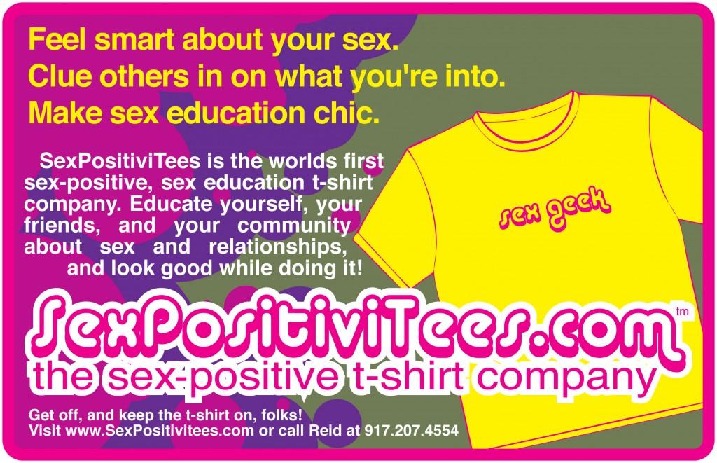 SexPositiviTee.com card