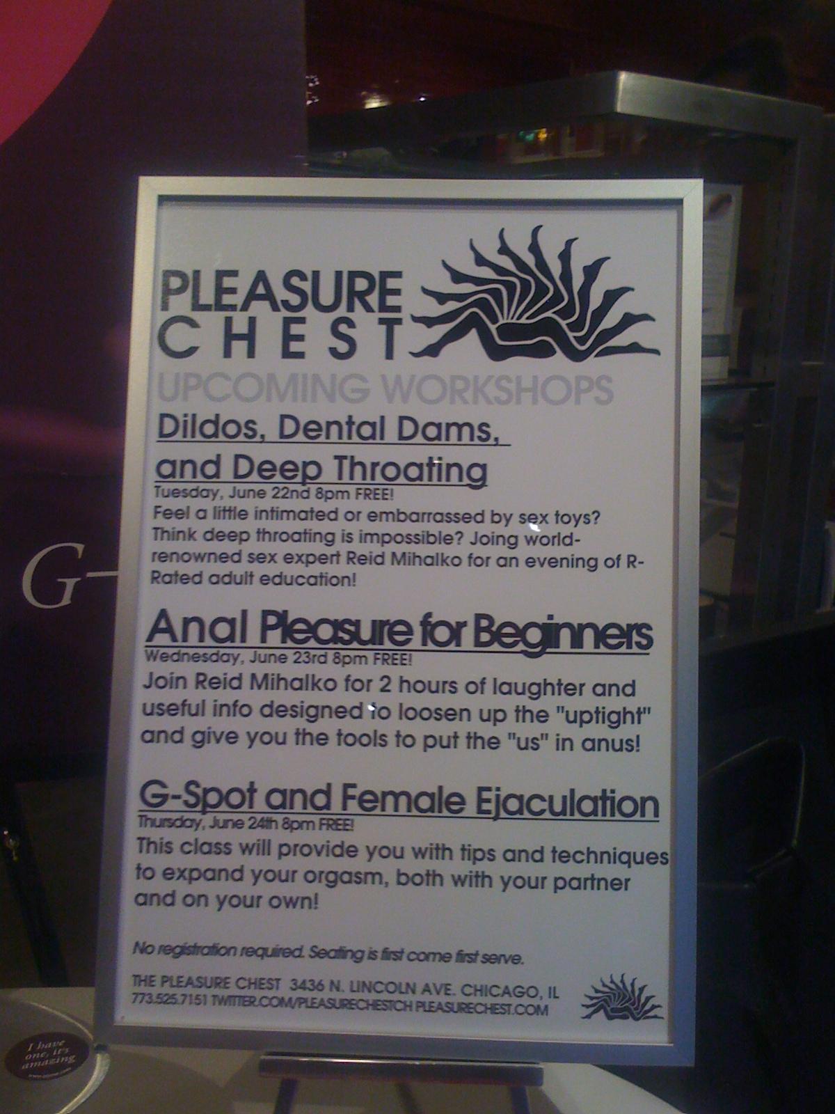 Pleasure Chest CHI sign Ultimate Anal Pleasure, Wonderful Deep Throat BBBJ, Excellent Rate, Richmond