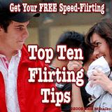 Reid's Top Ten Speed-Flirting Tips