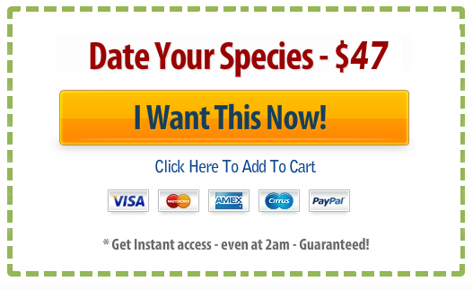 Date Your Species workshop buy button