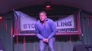 Reid Mihalko at Bawdy's 9th Anniversary Show