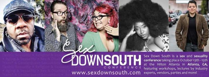 Promotional banner for SexDownSouth.com