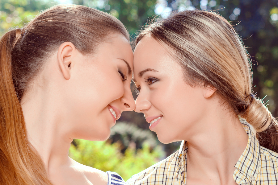 лесби пары дружба
